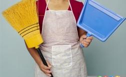 نکاتی برای ساده تر شدن خانه تکانی