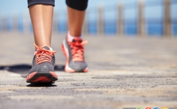 سوزاندن کالری بیشتر با پیاده روی