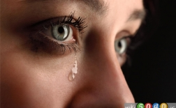 اشک ها از چه چیزی ساخته شده اند
