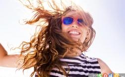 9 خوراکی برای مبارزه با اشعه ی UV