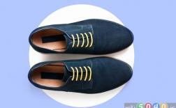 چگونه کف کفش های خود را تمیز کنید