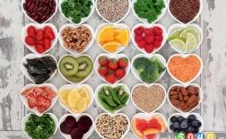 غذاهای دارای فیبر زیاد برای کاهش وزن