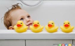 نکاتی ساده برای شستن اسباب بازی های کودک