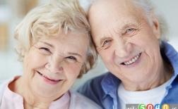 نکاتی برای سالم نگه داشتن دندان ها در سنین بالا