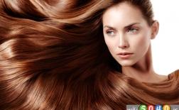 نکاتی برای درخشش موهای شما