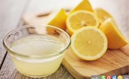 ماسک آسپیرین و آب لیمو برای جوش های پوستی