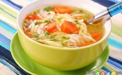 دلایلی که باید سوپ بخورید
