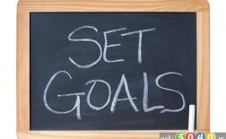بایدها و نبایدها در تعیین هدف