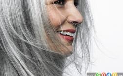 راه هایی برای به تاخیر انداختن سفیدی مو