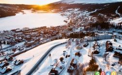 جاذبه های گردشگری در سوئد