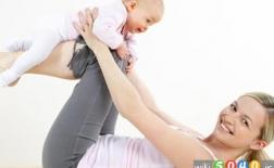 نکاتی برای کاهش وزن زمان شیردهی