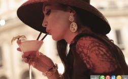 تاثیر نوشیدن الکل بر زیبایی