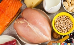 نشانه های عدم  دریافت پروتئین کافی