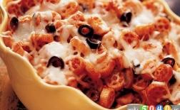 کاسرول پیتزا