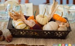 تزیین خانه برای فصل پاییز