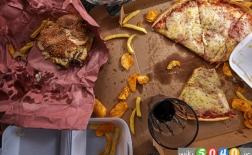 غذاهایی که باعث احساس بد خواهند شد