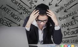 نشانه هایی که استرس شما خارج از کنترل است