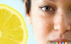 راه های استفاده از آب لیمو برای پوستی شفاف