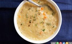 سوپ عدس و لیمو
