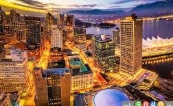 جاذبه های گردشگری ونکوور