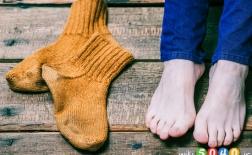بهبود گردش خون در پاها