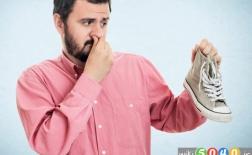 راه های خانگی برای رهایی از بوی بد پا