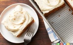 کیک هویجی