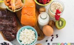 غذاهایی که فسفر زیاد دارند