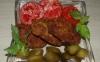 طرز تهیه کتلت آرد نخودچی