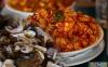 طرز تهیه ماکارونی با قارچ