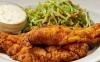 طرز تهیه ماهی با پودر کاری