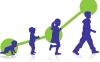 مشخصات طبیعی رفتاری کودکان در سنین مختلف و روش برخورد با ناراحتی های روحی کودکان