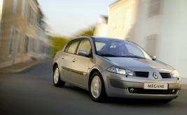 رنو مگان 2000 (اتوماتیک، فول) | (Renault Megane 2000 (Automatic,Full
