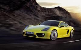 پورشه کایمن 981 اس سال 2014/2014 Porsche Cayman 981 S