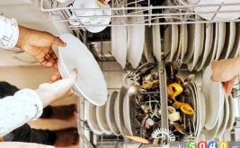 تمیز کردن ماشین ظزفشویی در سه گام ساده