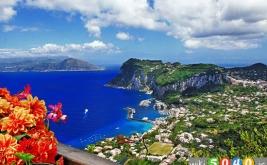 جاذبه های گردشگری جزیره کاپری در ایتالیا