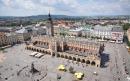 جاذبه های توریستی میدان اصلی بازار، کراکوف، لهستان