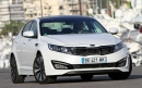 کیا مدل اپتیما سال 2012/Kia Optima 2.0 CVVT Hybrid Super Pack 2012
