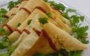 طرز تهیه پیراشکی با نان لواش