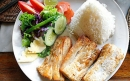 طرز تهیه ماهی با سبزیجات
