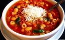 طرز تهیه سوپ ایتالیایی