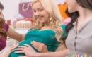 اولین حرکات جنین