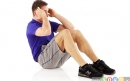 چگونه با دراز و نشست شکم خود را کوچک کنیم
