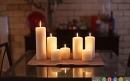 پاک کردن پارافین شمع از روی فرش