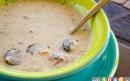 سوپ قلم برای کودکان نوپا