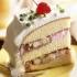 طرز تهیه کیک بستنی