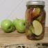 طرز تهیه ترشی سیب