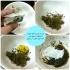 درست کردن ماسک صورت با استفاده از چای سبز کیسه ای
