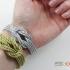 ساخت دستبند طنابی