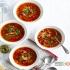 سوپ برنج و گوجهفرنگی